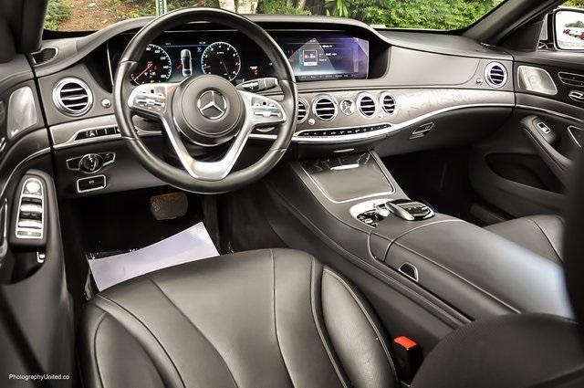 Used 2018 Mercedes-Benz S-Class S 450 for sale Sold at Gravity Autos Atlanta in Chamblee GA 30341 7