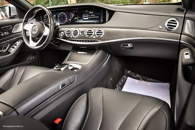 Used 2018 Mercedes-Benz S-Class S 450 for sale Sold at Gravity Autos Atlanta in Chamblee GA 30341 8