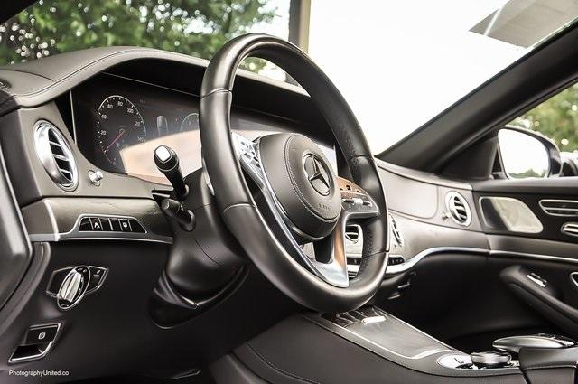 Used 2018 Mercedes-Benz S-Class S 450 for sale Sold at Gravity Autos Atlanta in Chamblee GA 30341 9