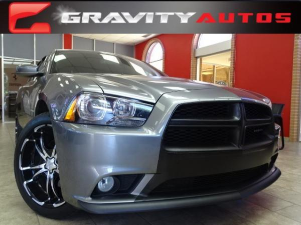 Used 2011 Dodge Charger RT for sale Sold at Gravity Autos in Roswell GA 30076 1