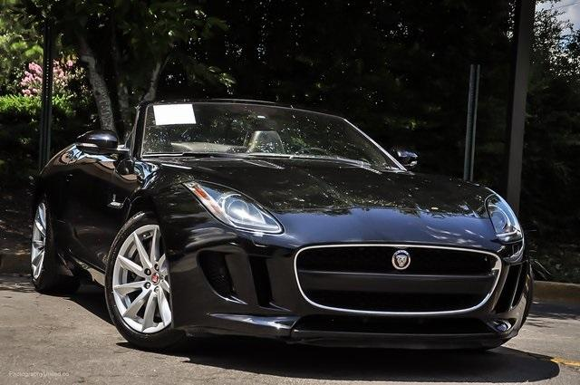 Used 2017 Jaguar F-TYPE for sale Sold at Gravity Autos Atlanta in Chamblee GA 30341 2