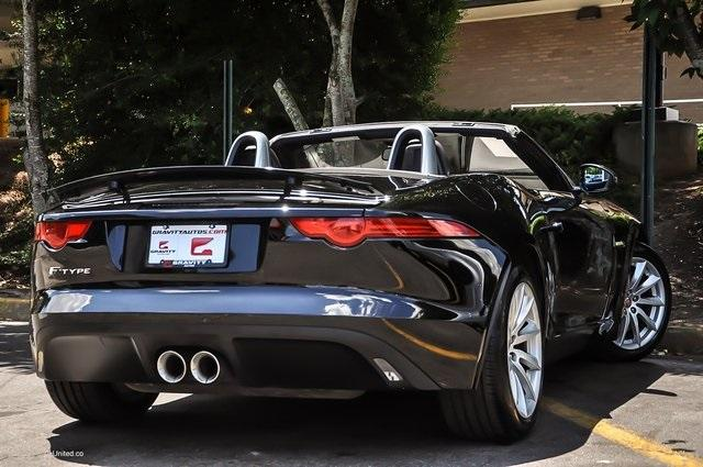 Used 2017 Jaguar F-TYPE for sale Sold at Gravity Autos Atlanta in Chamblee GA 30341 4