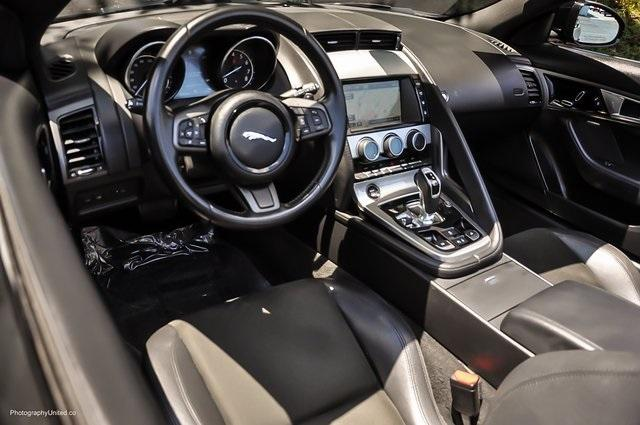 Used 2017 Jaguar F-TYPE for sale Sold at Gravity Autos Atlanta in Chamblee GA 30341 8