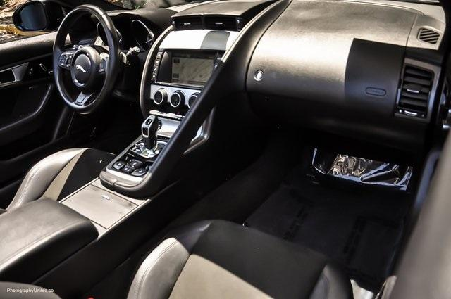 Used 2017 Jaguar F-TYPE for sale Sold at Gravity Autos Atlanta in Chamblee GA 30341 9