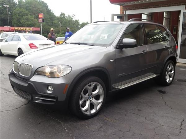Used 2010 BMW X5 48i for sale Sold at Gravity Autos in Roswell GA 30076 3