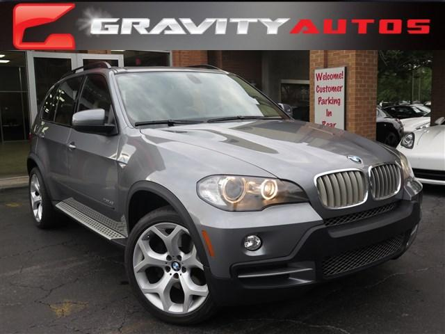 Used 2010 BMW X5 48i for sale Sold at Gravity Autos in Roswell GA 30076 1