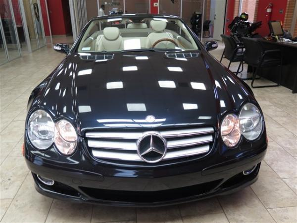 Used 2008 Mercedes-Benz SL-Class V8 for sale Sold at Gravity Autos in Roswell GA 30076 2