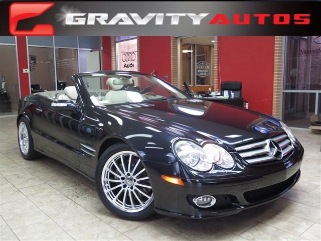 Used 2008 Mercedes-Benz SL-Class V8 for sale Sold at Gravity Autos in Roswell GA 30076 1