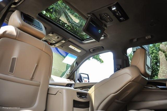 Used 2018 Cadillac Escalade Platinum Edition for sale Sold at Gravity Autos Atlanta in Chamblee GA 30341 30