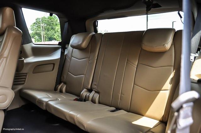 Used 2018 Cadillac Escalade Platinum Edition for sale Sold at Gravity Autos Atlanta in Chamblee GA 30341 33