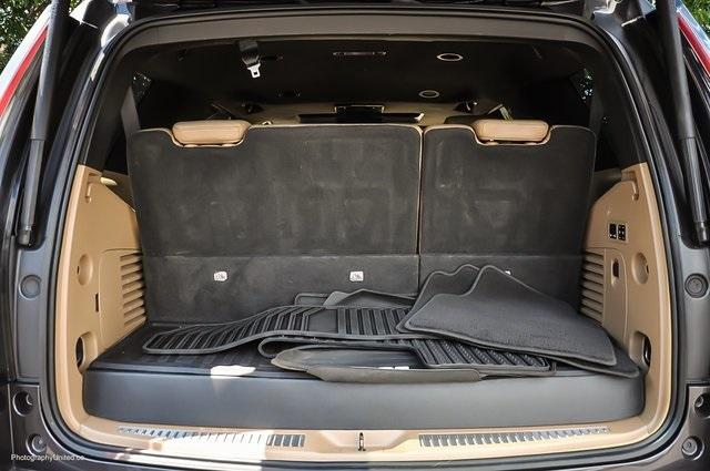 Used 2018 Cadillac Escalade Platinum Edition for sale Sold at Gravity Autos Atlanta in Chamblee GA 30341 36