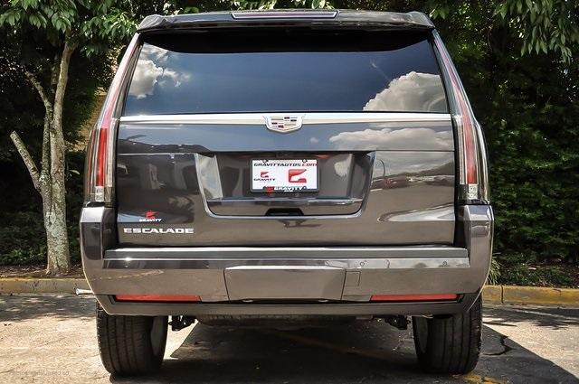 Used 2018 Cadillac Escalade Platinum Edition for sale Sold at Gravity Autos Atlanta in Chamblee GA 30341 5