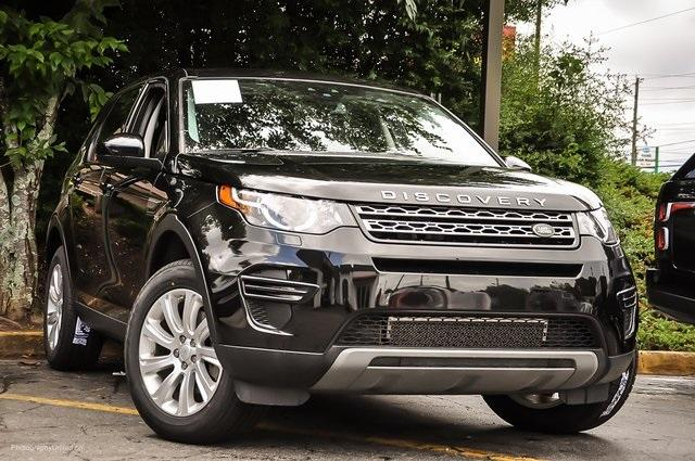 Used 2016 Land Rover Discovery Sport SE for sale Sold at Gravity Autos Atlanta in Chamblee GA 30341 2