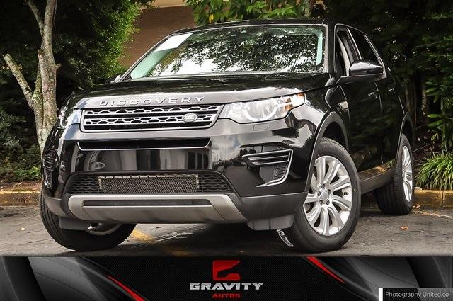 Used 2016 Land Rover Discovery Sport SE for sale Sold at Gravity Autos Atlanta in Chamblee GA 30341 1