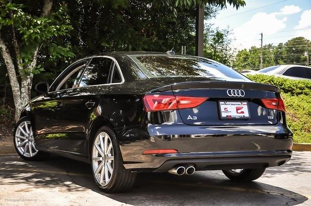 Used 2015 Audi A3 2.0 TDI Premium Plus for sale Sold at Gravity Autos Atlanta in Chamblee GA 30341 3