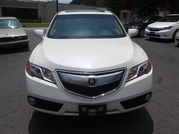 Used 2014 Acura RDX Tech Pkg for sale Sold at Gravity Autos in Roswell GA 30076 2