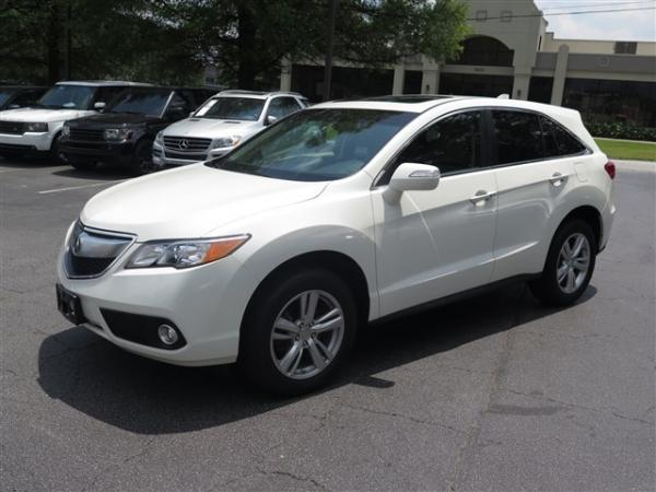 Used 2014 Acura RDX Tech Pkg for sale Sold at Gravity Autos in Roswell GA 30076 3