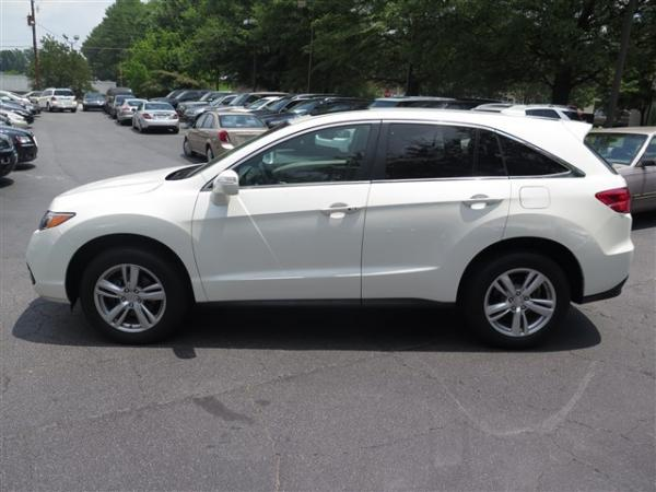 Used 2014 Acura RDX Tech Pkg for sale Sold at Gravity Autos in Roswell GA 30076 4