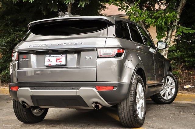 Used 2016 Land Rover Range Rover Evoque SE Premium for sale Sold at Gravity Autos Atlanta in Chamblee GA 30341 4