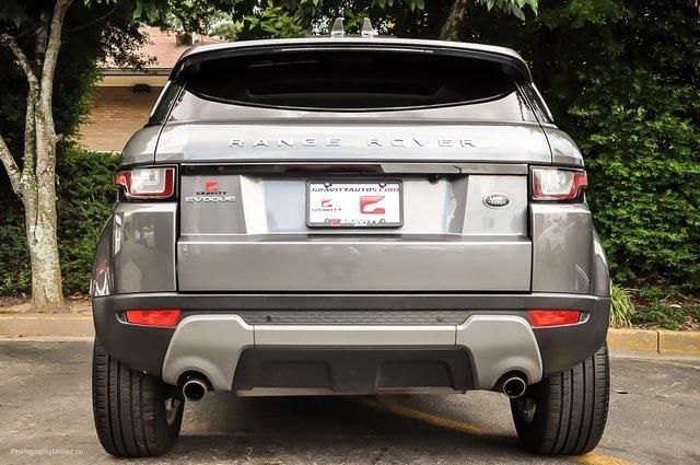 Used 2016 Land Rover Range Rover Evoque SE Premium for sale Sold at Gravity Autos Atlanta in Chamblee GA 30341 5