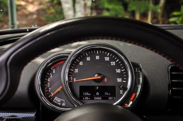 Used 2019 MINI Cooper S Clubman Signature for sale Sold at Gravity Autos Atlanta in Chamblee GA 30341 12