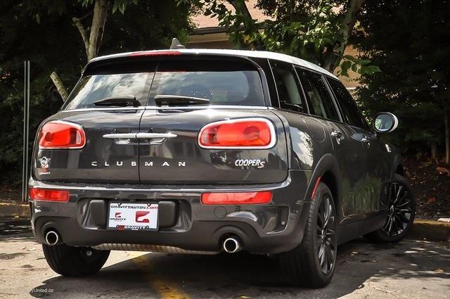 Used 2019 MINI Cooper S Clubman Signature for sale Sold at Gravity Autos Atlanta in Chamblee GA 30341 4