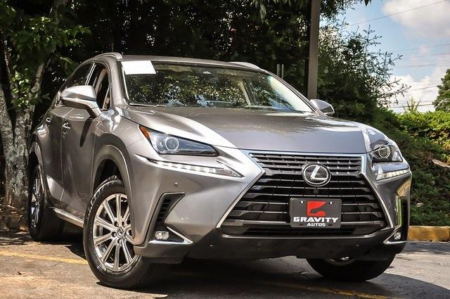 Used 2018 Lexus NX 300 Base for sale Sold at Gravity Autos Atlanta in Chamblee GA 30341 2