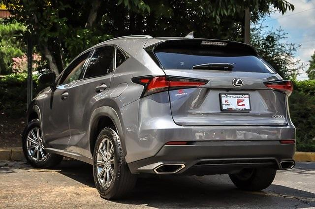 Used 2018 Lexus NX 300 Base for sale Sold at Gravity Autos Atlanta in Chamblee GA 30341 3