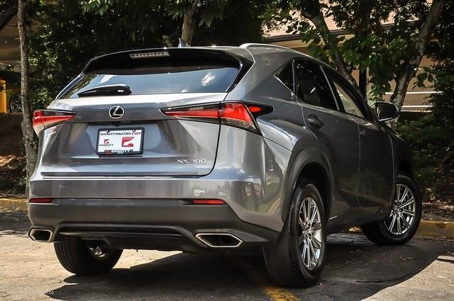 Used 2018 Lexus NX 300 Base for sale Sold at Gravity Autos Atlanta in Chamblee GA 30341 4