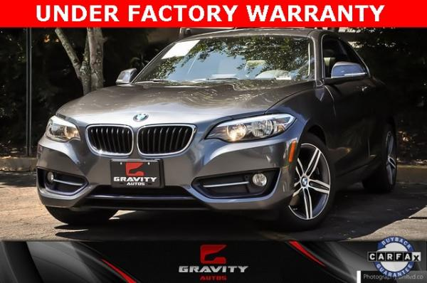 Used 2017 BMW 2 Series 230i xDrive for sale $22,295 at Gravity Autos in Roswell GA