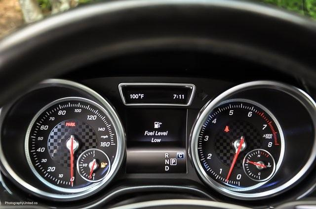 Used 2017 Mercedes-Benz GLE GLE 43 AMG® Coupe for sale Sold at Gravity Autos Atlanta in Chamblee GA 30341 12