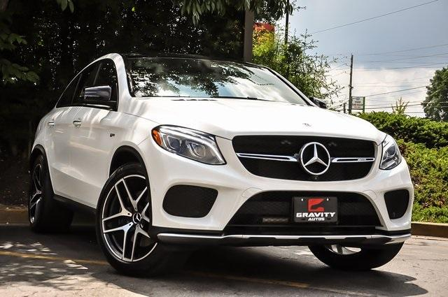 Used 2017 Mercedes-Benz GLE GLE 43 AMG® Coupe for sale Sold at Gravity Autos Atlanta in Chamblee GA 30341 2