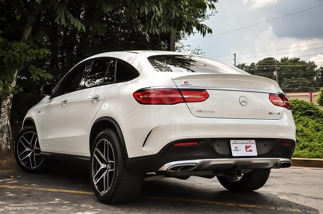 Used 2017 Mercedes-Benz GLE GLE 43 AMG® Coupe for sale Sold at Gravity Autos Atlanta in Chamblee GA 30341 3