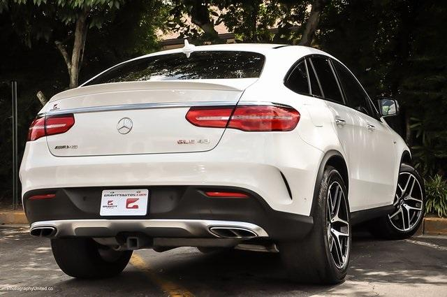 Used 2017 Mercedes-Benz GLE GLE 43 AMG® Coupe for sale Sold at Gravity Autos Atlanta in Chamblee GA 30341 4