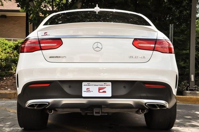 Used 2017 Mercedes-Benz GLE GLE 43 AMG® Coupe for sale Sold at Gravity Autos Atlanta in Chamblee GA 30341 5