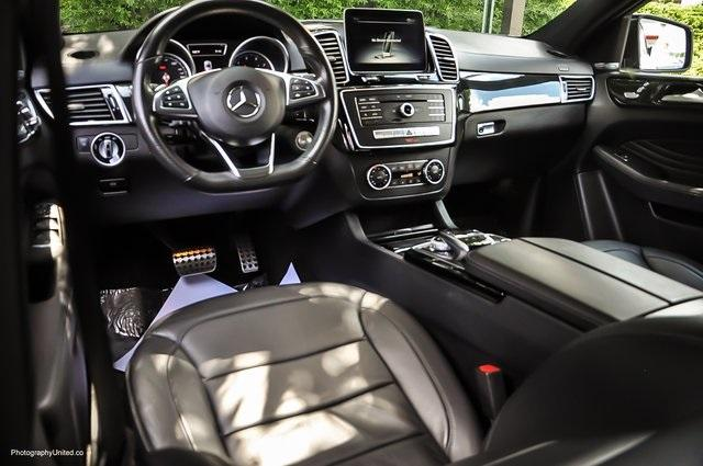 Used 2017 Mercedes-Benz GLE GLE 43 AMG® Coupe for sale Sold at Gravity Autos Atlanta in Chamblee GA 30341 7