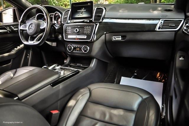 Used 2017 Mercedes-Benz GLE GLE 43 AMG® Coupe for sale Sold at Gravity Autos Atlanta in Chamblee GA 30341 8