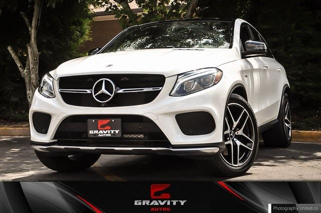 Used 2017 Mercedes-Benz GLE GLE 43 AMG® Coupe for sale Sold at Gravity Autos Atlanta in Chamblee GA 30341 1