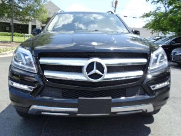 Used 2014 Mercedes-Benz GL-Class GL450 for sale Sold at Gravity Autos in Roswell GA 30076 2