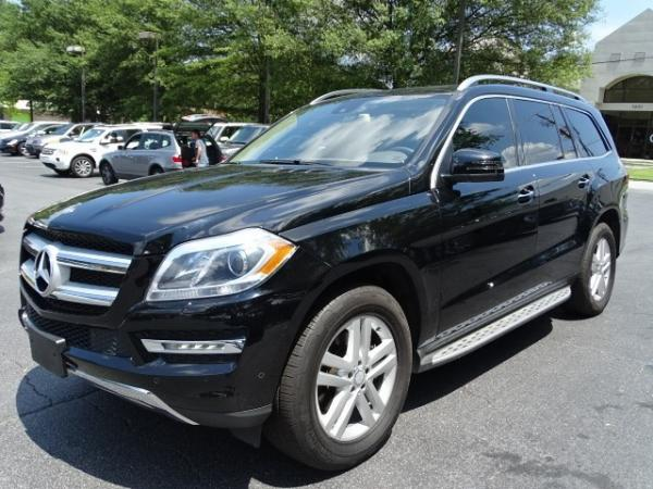 Used 2014 Mercedes-Benz GL-Class GL450 for sale Sold at Gravity Autos in Roswell GA 30076 3