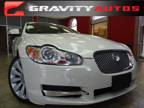 Used 2009 Jaguar XF Premium Luxury for sale Sold at Gravity Autos in Roswell GA 30076 1