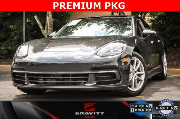 Used 2017 Porsche Panamera Base for sale $62,995 at Gravity Autos in Roswell GA