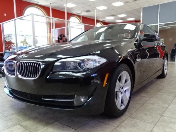 Used 2013 BMW 5 Series 528i for sale Sold at Gravity Autos in Roswell GA 30076 3