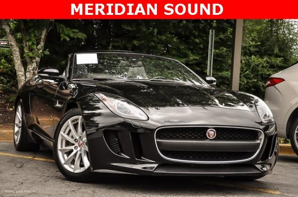 Used 2017 Jaguar F-TYPE Premium for sale $34,695 at Gravity Autos in Roswell GA 30076 2