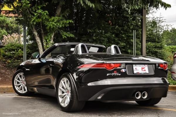 Used 2017 Jaguar F-TYPE Premium for sale $34,695 at Gravity Autos in Roswell GA 30076 3
