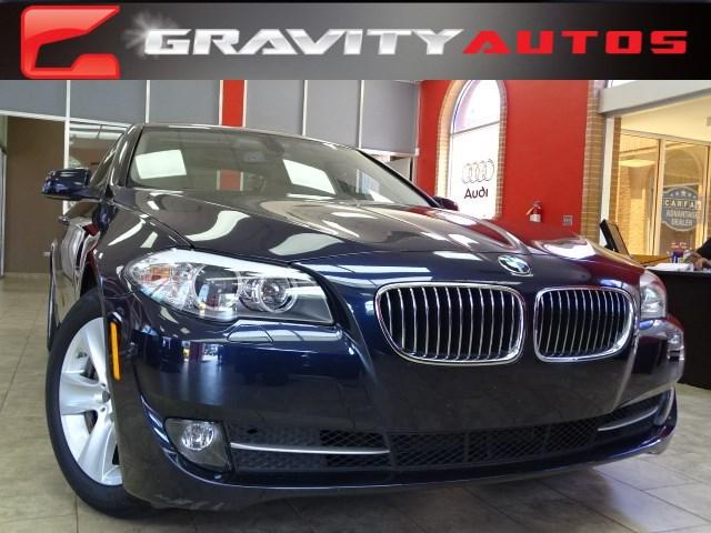 Used 2011 BMW 5 Series 528i for sale Sold at Gravity Autos in Roswell GA 30076 1