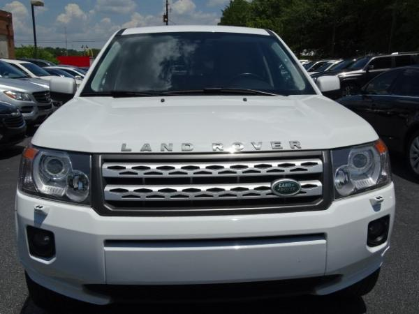 Used 2012 Land Rover LR2 HSE for sale Sold at Gravity Autos in Roswell GA 30076 2