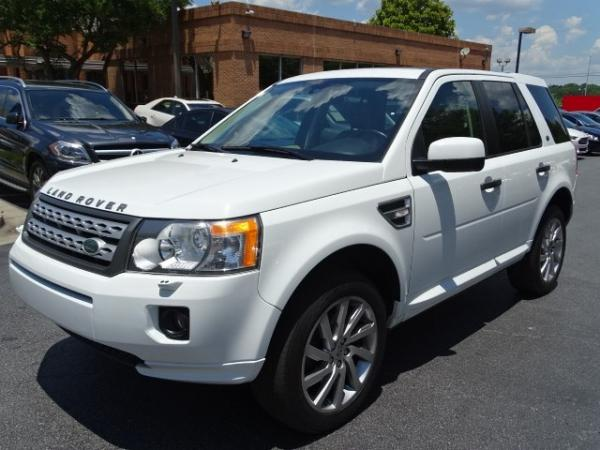 Used 2012 Land Rover LR2 HSE for sale Sold at Gravity Autos in Roswell GA 30076 3