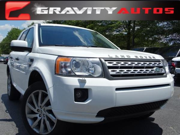Used 2012 Land Rover LR2 HSE for sale Sold at Gravity Autos in Roswell GA 30076 1