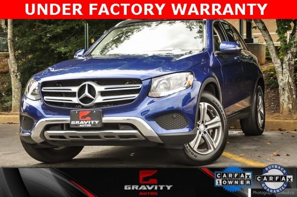 Used 2017 Mercedes-Benz GLC GLC 300 for sale $28,495 at Gravity Autos in Roswell GA